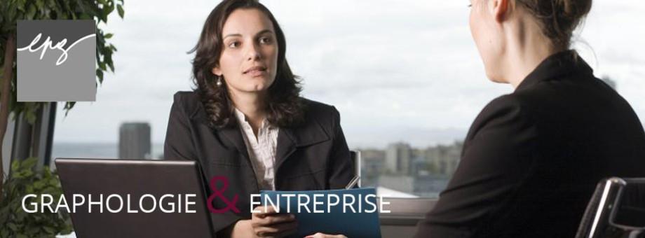 La graphologie au service de l'entreprise